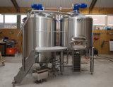 100 L - de Apparatuur van het Bierbrouwen van 3000 die L In China wordt gemaakt
