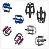 Cdh Rutschen-Beständiges Aluminiumlegierung-Gebirgsfahrrad-flaches helles Reflektor-Pedal