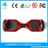 Selbst 6.5inch, der elektrischen Roller, galvanisierendes rotes Hoverboard balanciert
