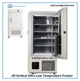 - Congelador de uma temperatura ultra baixa de 86 graus