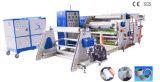 Máquina de revestimento de fusão a quente com fita adesiva