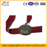 Medaglia su ordinazione del metallo del reticolo dei soldati
