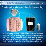 Низкие прессформы покрышки автомобиля усушки делая жидкостную силиконовую резину
