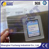 Máquina plástica industrial de la impresora de la fecha de vencimiento de la inyección de tinta de Cycjet Alt390