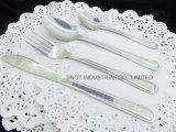 Prix bon marché couverts Set couverts en acier inoxydable Tumble vaisselle polonais