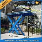 Scissor лифт дома платформы подъема лифта автомобиля