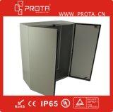 Caixa de distribuição de caixa elétrica de metal impermeável