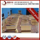 Los materiales de construcción de 18mm película enfrentó el contrachapado, madera contrachapada marina para la construcción
