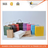 Colorful OEM Environment Friendly Good Price Sac en papier Kraft