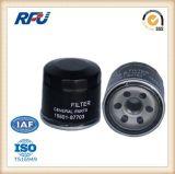 Filtro de petróleo 15601-87706 das peças de automóvel da alta qualidade para Toyota