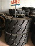 광업 비스듬한 폴리우레탄 채우는 타이어