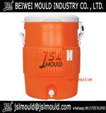 Refrigerador de água de plástico de injeção de molde
