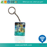 De onregelmatige EpoxyMarkering Ntag213 144bits RFID NFC van de Vorm 13.56MHz