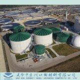 Reattore di serbatoio della liscivia di GRP FRP per elaborare di estrazione mineraria