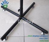 Marchandises de sport Rack rack parapluie essuie-glace en métal de rotation