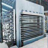 10 camadas da máquina quente da imprensa para a máquina quente da imprensa da pressão total de Plywood/400tons