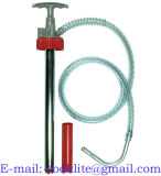 Top spin Share Piston Hand Drum Pump Steel Barrel and Pail Transfer Pump