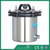 Esterilizador a vapor portátil com pressão portátil autoclave