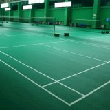 Revêtement de sol en vinyle synthétique 4,5mm Sport pour l'école
