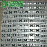 Части штанги ферменной конструкции разбивочной оросительной системы оси