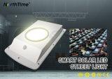 6W haute qualité et tout-en-un LED intégré IP65 Rue lumière solaire