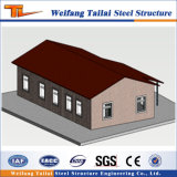 Disegno della Cina e vendita calda in villa chiara prefabbricata della costruzione della struttura d'acciaio dell'Africa
