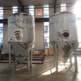 De industriële Apparatuur van de Brouwerij van het Bier van het Roestvrij staal