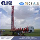 トラック(HFT600ST)の深い穴の掘削装置、2014熱い販売モデル