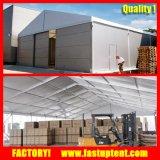 Baldacchino industriale della tenda del gruppo di lavoro del magazzino di memoria della grande grande del blocco per grafici portata libera modulare di alluminio permanente del PVC