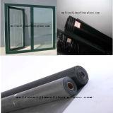 La pantalla de insectos recubierto de PVC para puertas/ventanas de fibra de vidrio