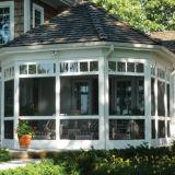 Feelingtop lamellierte Sicherheitsglas-Landhausund Garten-Haus-AluminiumSunroom