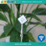 13.56MHz Ntag213 RFID 반대로 Metal NFC Sticker