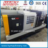 SK40Px1500 SK50P/2000 중국 공급자 편평한 침대 CNC 선반 기계