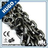 Lo zinco del grado 80 di Hugo ha placcato l'alta catena della gru di Yensile