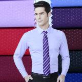 tessile dell'uomo del tessuto della camicia di 20%Cotton 80%Polyester TC