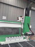 Gravure 3D de haute précision de la machine 4 axes de travail du bois