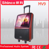 Duim van de Spreker van het Karretje van Shinco Professionele 14 met het Scherm van TFT LCD