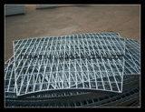電流を通された棒鋼の格子(325/30/100)