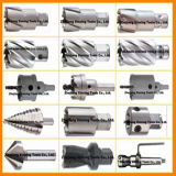 Fabricante de herramientas 19.05mm Mango Weldon Avellanador HSS