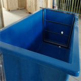 Tanque de piscicultura de fibra de vidro reforçado por fibra de tanque de peixes para venda