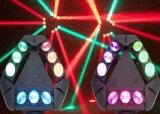La discothèque de nouvelle conception de l'éclairage LED 9yeux Spider le déplacement du faisceau de la tête