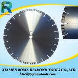 Húmedo/seco sinterizado de tipo de usos múltiples hojas de sierra de diamante