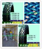Motorrad-Gummireifen-Qualität kann Kenda, Mrf, Chengshin, Duro, Dunlop vergleichen
