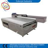 As indústrias da decoração e de sinais dirigem a impressora UV Flatbed do grande formato da impressão