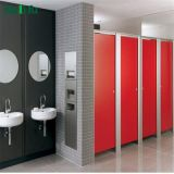 Neue Entwurfs-Vertrags-Laminat-Panel-Toiletten-Partition