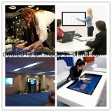Mesa de centro interactiva multi de la pantalla táctil del LCD para el juego/la conferencia/el restaurante
