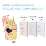Mono alerta Handsfree escondido Earbuds da voz da em-Orelha de Bluetooth