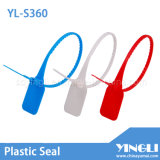 Markable Plastic Seals com Tag (YL-S360)
