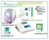 Tecla Semi-Auto Analisador de eletrólitos Analisador do elemento químico