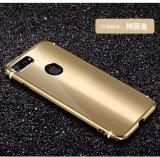 Cas de téléphone mobile en métal pour i phone 7 Plus